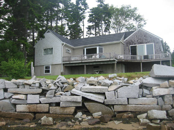 Spruce Head Cottage Penobscot Bay Oceanfront Rentals